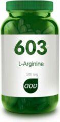 AOV 603 l Arginine Voedingssupplement - 90 Capsules