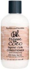 Bumble and bumble Creme de Coco Conditioner-250 ml - Conditioner voor ieder haartype