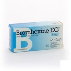 Bromhexine EG 8mg