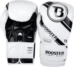 Booster Fightgear - bokshandschoenen - BG Premium Striker 2 - Wit/Zwart - 16oz