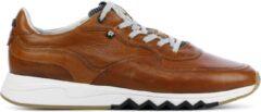 Floris van Bommel Mannen Sneakers - 16397 - Cognac - Maat 42
