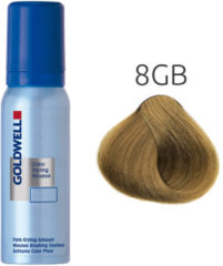 Goldwell - Colorance - Color Styling Mousse - 8GB Sahara Blond Beige - 75 ml