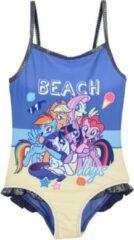 Blauwe Disney Badpak My Little Pony maat 98