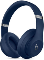 Apple Beats Studio 3 Hoofdtelefoons Hoofdband Blauw 3,5mm-connector Bluetooth Micro-USB