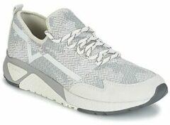 Witte Lage Sneakers Diesel S-KBY