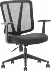 VDD Office Bureaustoel Denver classic - ergonomisch verstelbaar - mesh stof - zwart
