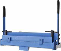VidaXL Metalen plaat vouwmachine 450 mm (incl. Werkhandschoenen)
