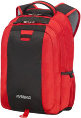 """Rode American Tourister Urban Groove UG3 Laptop Backpack 15.6"""" red backpack"""