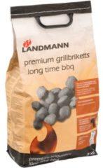 Landmann grillbriketten Premium Long Time barbecue 3kg