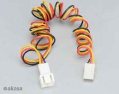 Rode AKASA kabel prodloužení 3-pin ventilátor, 60cm