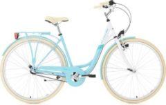 KS Cycling FAHRRAD CITYRAD BELLUNO 3 GÄNGE 28 ZOLL blau