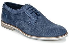 Blauwe Nette schoenen Casual Attitude IQERQE