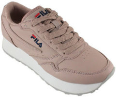 Roze Lage Sneakers Fila orbit zeppa l wmn rose smoke
