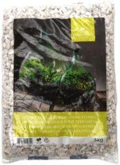 Esschert design Planten Terrarium drainagestenen 5 kg-wit