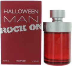 Jesus Del Pozo Halloween Man Rock On 125 ml - Eau De Toilette Spray Herenparfum