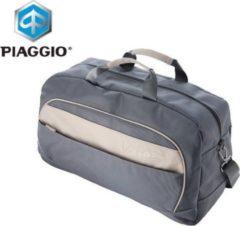Zwarte Piaggio / Vespa Tas OEM Grijs | Vespa