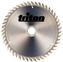 Triton Invalcirkelzaagblad Ø 165mm