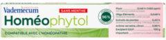 24x Vademecum Tandpasta Homeophytol 75 ml
