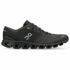On - Cloud X - Runningschoenen maat 10,5, purper/zwart/rood/blauw/blauw/blauw/olijfgroen/zwart/zwart/grijs