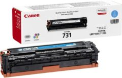 Cyane Canon 731-C tonercartridge cyaan standard capacity 1.500 pagina's 1-pack