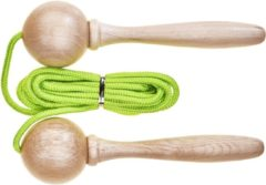 Acrobat Skipping rope - (5 m) adjustable - Fluo