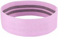 DW4Trading® - Weerstandsband elastiek roze