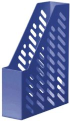 HAN Classic Tijdschriftencassette Blauw A4 75 mm Kunststof 7 6 x 24 8 x 31 5 cm