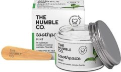 Humble Brush Tandpasta Zero Waste - Mint met fluor - 50ml Mint