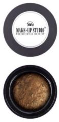 Goudkleurige Make-up Studio Eyeshadow Lumière Oogschaduw - Golden Olive