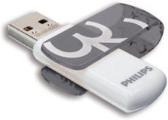 Philips VIVID USB-stick 32 GB USB 2.0 Grijs FM32FD05B/00