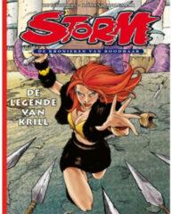 Ons Magazijn Storm De kronieken van Roodhaar 1 - De legende van Krill