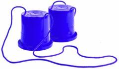 Lena loopklossen blauw 18 cm