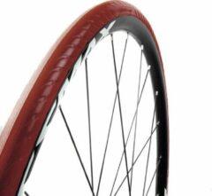 Tannus buitenband New Slick Airless 28 x 1.00 (25 622) bruin