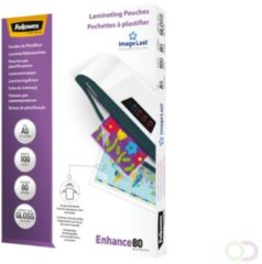 Fellowes ImageLast 80 micron lamineerhoes glanzend A5