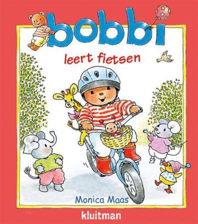 Afbeelding van Kluitman Bobbi leert fietsen