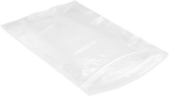 Transparante Premium Zakjes Afsluitbaar 40 delig - 12 x 15 cm
