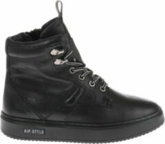 HIP Shoe Style HIP H2018 Sneakers Gevoerd Zwart - Maat 34