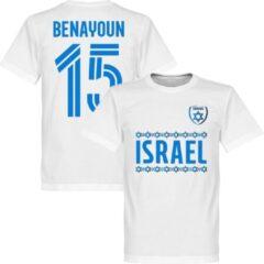 Witte Retake Israel Benayoun Team T-Shirt - 3XL