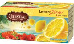 Celestial Seasonings Celestial Season Lemon Zinger Herb Tea (20st)