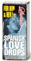 Cobeco Spanish Love Drops Lavetra - 15 ml - Lustopwekkend Middel