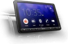 Zwarte Sony XAV-AX8050D - Autoradio 1-Din Inbouw - Bluetooth - CarPlay - Android Auto - 22.7CM - XXL