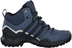 Wanderschuhe TERREX SWIFT R2 MID GTX CM7651 für alpines Gelände adidas performance tech ink/legend ink/crystal white