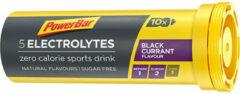 Donkerrode PowerBar 5 elektrolyten drinktabletten (10) - Energie- & hersteldrank