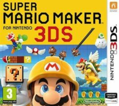 Nintendo Super Mario Maker - 3DS / 2DS