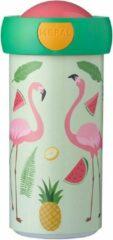 Rosti Mepal Schoolbeker Tropische Flamingo 300 ml