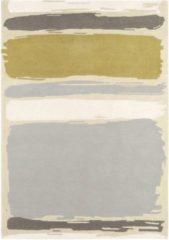 Sanderson - Abstract Linden Silver 45401 Vloerkleed - 250x350 cm - Rechthoekig - Laagpolig Tapijt - Design - Meerkleurig