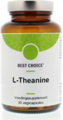 Best Choice L Theanine 200 mg 30 Capsules