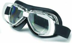 Zwarte Redbike Manx motorbril