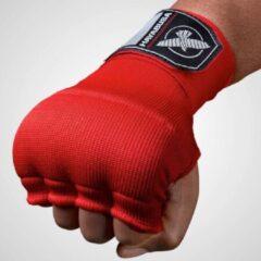 Hayabusa Quick Gel Handwraps - Rood - maat L