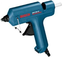 Blauwe BOSCH PROFESSIONAL GKP - 200 CE Lijmpistool - Diameter 11 mm - Inclusief 8 lijmsticks - Met opbergkoffer